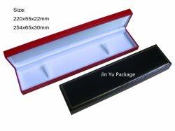 Классический черный прямоугольник пластиковые подарок украшения упаковке дела
