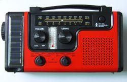 Nuevo estilo de Radio Dinamo Linterna &(HT-998D)