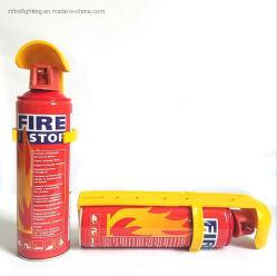 火停止500ml/1000ml車の小型消火器