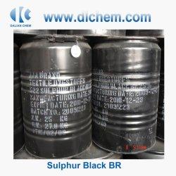 Venta caliente 100%-240% de azufre proveedor negro
