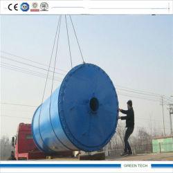 Новое условие для переработки шин механизма получения пиролиза нефти шин