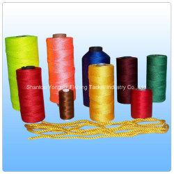Nylon de haute qualité polyester de liage ficelle multifilament