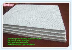 Melhor Preço Pypsum falso de PVC