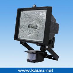 PIR Sensor-Halogen-Lampe (KA-FL-500F)
