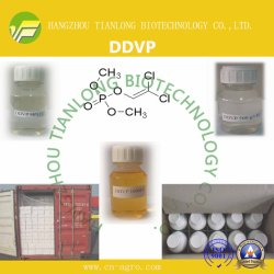 Le DDVP (dichlorvos) (98%TC, 95%TC 50%CE, 80%CE, 1000EC)