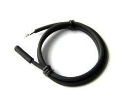 De hete Sensor van de Temperatuur van de Thermistor van de Verkoop IP67 IP68 Waterdichte TPE Overmoulding Ntc voor het Verwarmen van de Vloer van de Ijskast HVAC