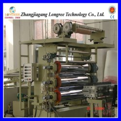 O PVC plástico/PE/Pet linha de produção de folha de espuma, placa de plástico Coxim Extrusor