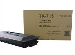 Kyoceraのための互換性のあるTk715コピアーのトナー