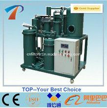 Parte superior dos resíduos de vácuo totalmente automática do sistema do filtro de óleo (TYA)