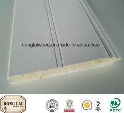 建築材料の中国の工場供給の高品質の競争価格の純木のフロアーリングのアクセサリの製材壁パネル