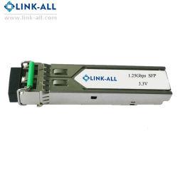 SFP réseaux 1.25Emetteur-récepteur optique ggbps Ethernet fibre optique