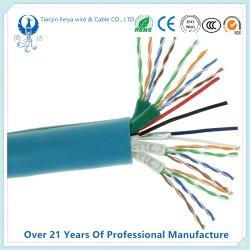 Núcleo Muti de baixa tensão do cabo de comando eléctrico Flexível/ Quadro / Cabo cabo de sinal