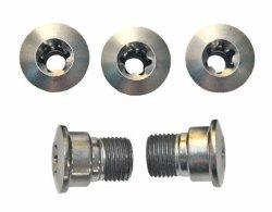 ISO Precision цепочки из анодированного алюминия болт с кольцом