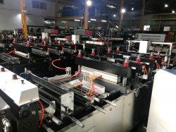 Op zwaar werk berekende Plastic Centrale Midden het Verzegelen en van de Zak 4side Zak die Machines maakt