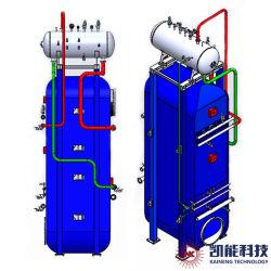 مجموعة مولدات HFO نفايات مولد البخار الحراري عادم غلاية الغاز لمحركات Wartsilla/Man/