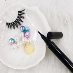 Commerce de gros 3D Le Vison cils Lash cruauté du vendeur libre Private Label Magic Pen eye-liner
