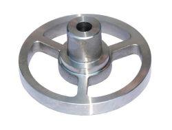 Material da peça em liga de alumínio