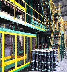 Факел на/Самоклеющиеся /горелкой применяется/битуминозных/Sbs/APP/Водонепроницаемые/асфальт/ гидроизоляции/битума мембраны производственной линии для строительства/ строительные материалы