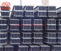 Ipe220/240/300/360/450/600熱間圧延Hのビーム鉄骨構造