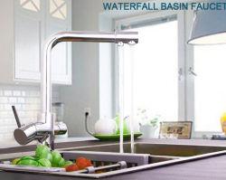 All-Copper Universal chaud/froid de l'eau potable pure dissipateur de robinet de cuisine