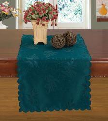 Neuer Entwurfs-Kurbelgehäuse-Belüftung gedruckter Blumen-Frucht-Vinyltischdecke-Tisch-Deckel, Plastik-Belüftung-Tisch-Tuch, Wachstuch