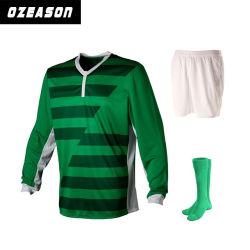Camicia asciutta rapida di calcio di gioco del calcio di addestramento di gioco del calcio degli uomini