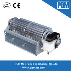Pbm Ventilador de flujo transversal con el AC Motor Shade-Pole