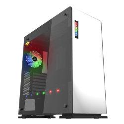 Voller Eatx Aufsatz-Spiel-Fall, mit ausgeglichenem Glas. Zusammen mit RGB-hellem Merkmal
