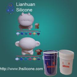 Caoutchouc de silicone liquide pour les semelles de chaussures Lianhuan fournisseur