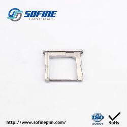 Une partie de la MIM pour carte SIM de téléphone de passivation de bac de traitement et de couleur argent PVD