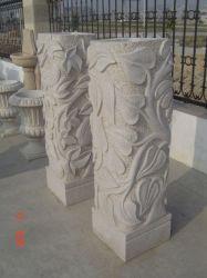 La sculpture Pot de fleur de grès élégant pour Garden & décoration maison
