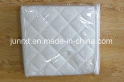 Fibra de bambu tecido Tricô Jacquard tampa do protector de colchão Home Produtos Têxteis