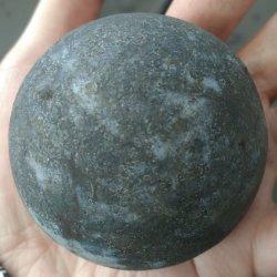 C45, 60Mn, B2, B3 Bille en acier forgé boule de laminage à chaud