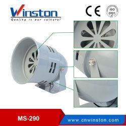 Ms-290 DC12V DC24V AC110V AC220V Alarme industrielle