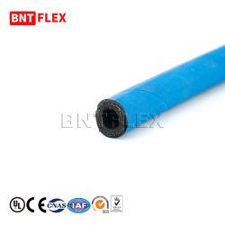 Nouveau design du radiateur en silicone flexible hydraulique du tuyau flexible en caoutchouc, de boisson sûre flexible de jardin