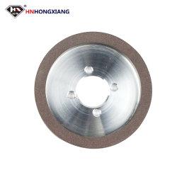 車輪のコップによって形づけられるガラス化されたとらわれのダイヤモンドの粉砕車輪を削ること