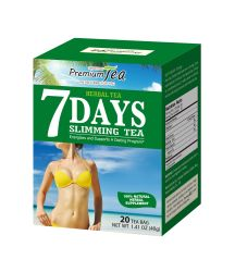 Natürliche Schönheit Soem-100%, die Tee-Gewicht-Verlust-Produkt abnimmt