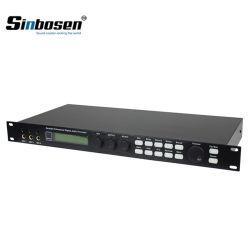 P-5専門の可聴周波効果プロセッサのデジタル可聴周波平衡装置プロセッサの音声