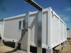 Construções prefabricadas Flatpack, Modular Casa contêiner Site Local Porta Cabina Modular temporária