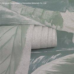 Hoja de Plátano La Textura de papel de pared Pared adhesivo para la Decoración de pared