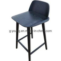 عال كرسيّ مختبر مسند ظهر مقهى مبتكر [سليد ووود] [بر ستوول]