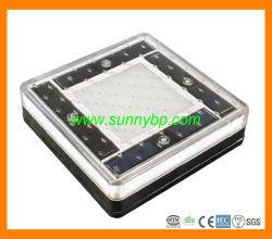 O Natal Decoração Solar Brick luz de LED