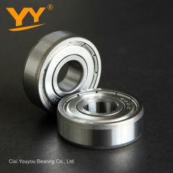 6201zz Ouvrir miniature du moteur du ventilateur de la machine à laver le roulement à billes à gorge profonde