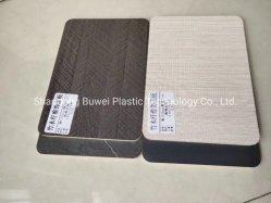 Het nieuwe Plastic Blad van pvc van de Kleur voor BinnenDecoratie, Bureaus, de Invoer van het Huis van China