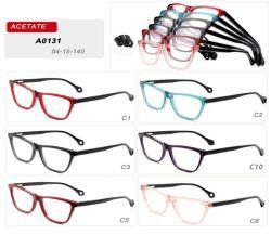 2018 marques célèbres lunettes cadre Fancy montures pour lunettes Fashion lunettes cadre optique pour les filles de la mode rétro rond