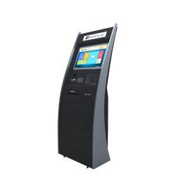 Selbstbill-Zahlungs-Kiosk-Terminal mit verschlüsseltem Pin-Auflageunbeaufsichtigtem Bill-Recycler
