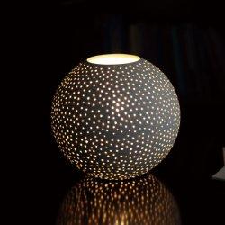 Luz de estrela de gesso candeeiro de mesa// luz de cabeceira (112)