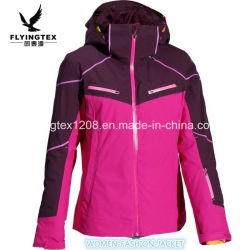 Mulheres casaco de inverno de Caminhadas multifuncional de alta visibilidade Windbreaker Exterior
