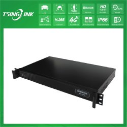Video1080P/720p Ingebedde Decoder HD met twee kanalen