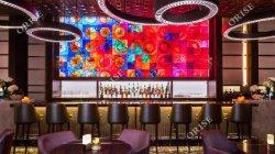 Madeira maciça de alta qualidade Bar Personalizado conjunto de móveis para 5 estrelas Hotel